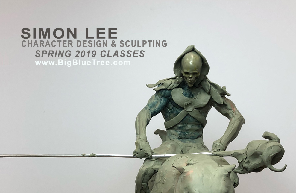 Simon Lee Spiderzero Art of Simon Lee Sculptures